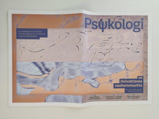 Psykologi Magazine  Johanna Härkönen