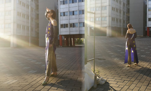 #Furiosa #Darkangel Johanna Härkönen